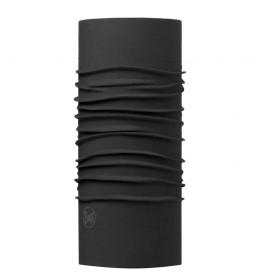 Buff Original Solid Black Multifunctional Tubular -UPF +50-