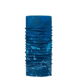Buff Tubular protección solar Original Mountain Nits / Trekking / azul / 38g / 24,5X53cm / UPF 50