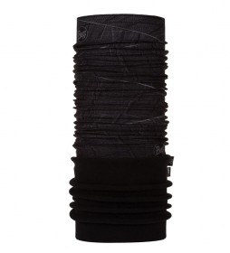 Buff Tubular multifuncional forro polar Embers Black  -UPF +50-