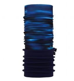 Buff Tubular multifuncional forro polar Shading Blue -UPF +50-
