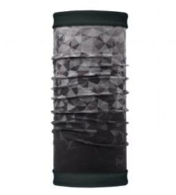 Buff Tube polaire réversible multifonctionnel Icarus Grey -UPF +50-