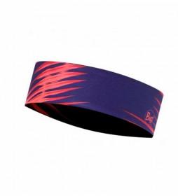 Buff Cinta Slim High UV Optical Pink Fluor running  / multicolor / 9,10g /  23,5x5x5cm / UPF 50+ / transpirable