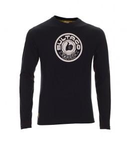 Bultaco T-shirt BT 01102001 marino