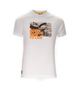 Bultaco T-shirt BT 01101006 white