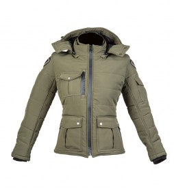By City Urban II Green Lady Jacket