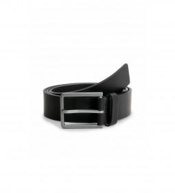 Cinturón de piel K50K505447 negro