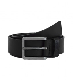 Cinturón de piel K50K505447 marrón