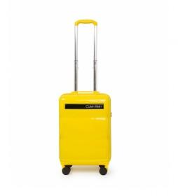 Maleta cabina Down To Fly amarillo -54x34,3x21,6cm-