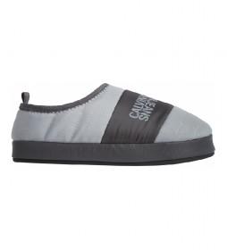 Zapatillas de Casa W Warm Lining gris