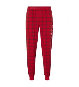 Pantalón Lounge 000NM2223E rojo
