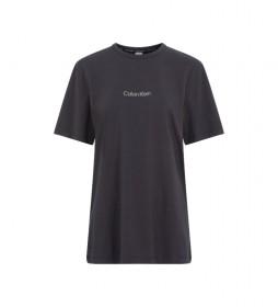 Camiseta Lounge - Modern Structure 000QS6756E negro