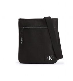 Bandolera Micro Flatpack negro -3x18x21cm-