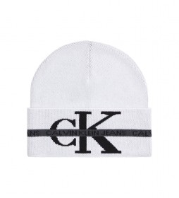 Gorro Organic Cotton K50K507181 blanco