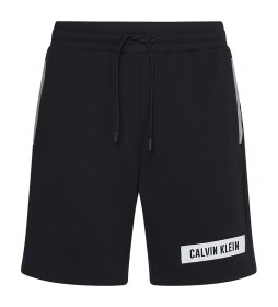 Short Performance W - 9in Knit negro