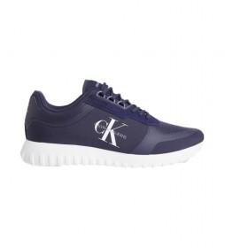 Zapatillas Runner Laceup YM0YM00297 azul
