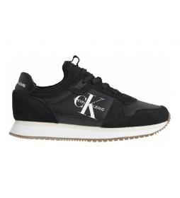 Zapatillas Runner Laceup YW0YW00462 negro