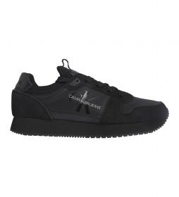 Zapatillas Runner Sock negro