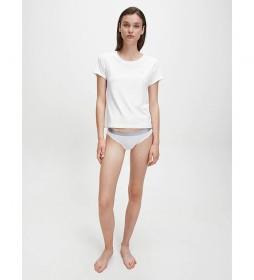 Pack de 2 Camisetas Lounge blanco