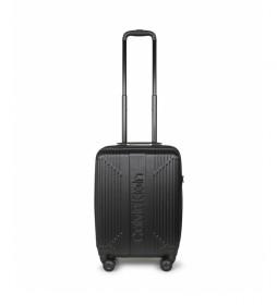 Maleta cabina The Standard negro -55x40x22,8cm-