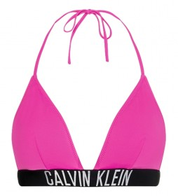 Top Bikini Triangle rosa