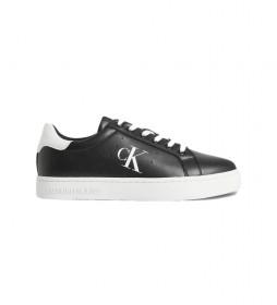 Zapatillas con Logo negro