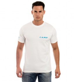 CAMP Camp Institutional white t-shirt
