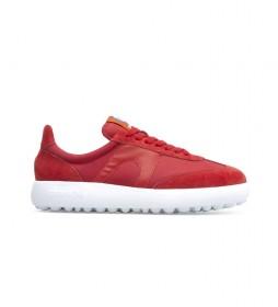 Zapatillas Pelotas rojo