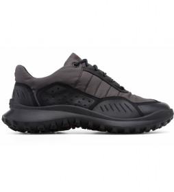 Zapatillas de piel CRCLR negro