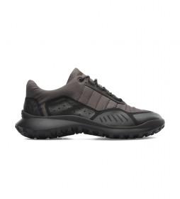 Zapatillas CRCLR gris, negro