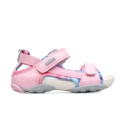 Sandalias Ous 80188 rosa