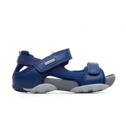 Sandalias Ous 80188 azul