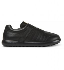 Zapatillas de piel Pelotas XLite negro