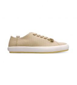 Zapatillas Peu Rambla 21897 beige