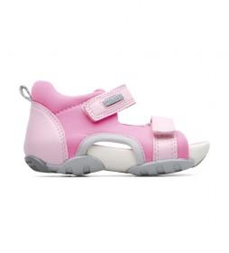 Sandalias Ous rosa