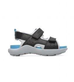 Sandalias Wous azul