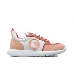 Zapatillas Driftie K800422 rosa, blanco
