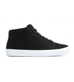 Zapatillas de piel Imar negro