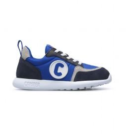 Zapatillas Driftie K800422 azul, gris