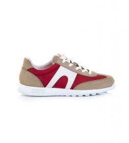 Zapatillas Driftie rojo