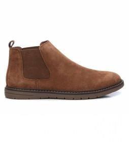 Botines 068181 marrón