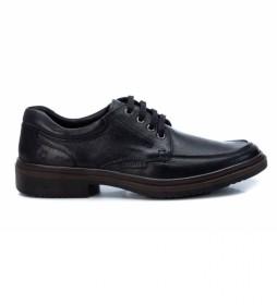 Zapatos de piel     067505 negro