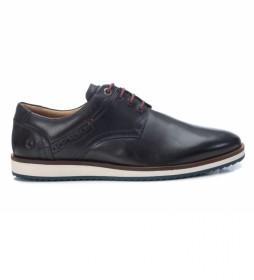 Zapatos Piel estilo Oxford 067866 marino