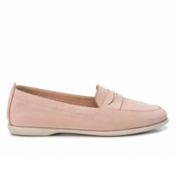 Zapatos de piel 067150 nude