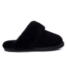 Zapatillas de casa 068188 negro