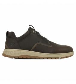 Zapatos de piel Titus marrón