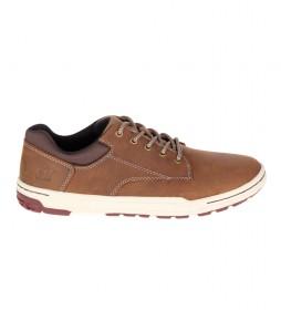 Zapatillas de piel Colfax marrón