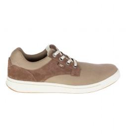 Zapatillas Opus marrón