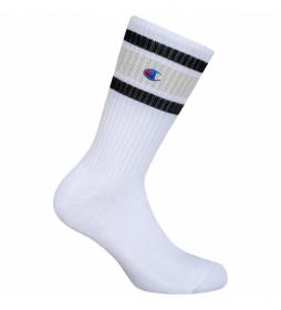Calcetines Crew Socks Premium blanco