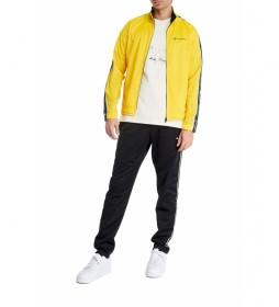 Chándal Legacy 214424 amarillo, negro