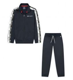 Chándal chaqueta y pantalón 305639 marino